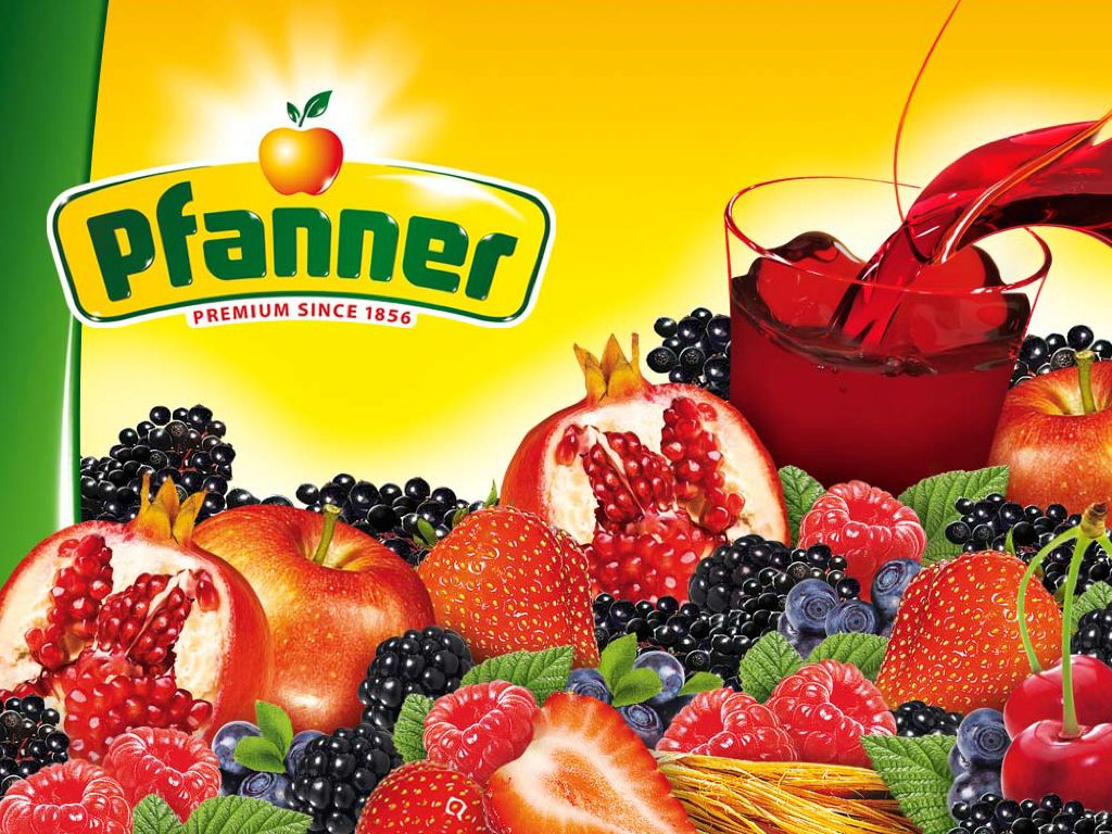 PFANN first18Pfanner product range 2015